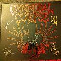 Autographed Cannibal Corps 25th Anniversary Box Other Collectable
