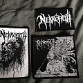 Nekrofilth patches