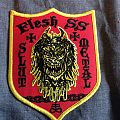 Flesh SS - Patch - Flesh SS - slut metal