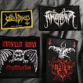 Funebrarum - Patch - Funebrarum, Manilla Road, Witchtrap, Old