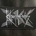 Khthoniik Cerviiks - Patch - Khthoniik Cerviiks patch