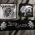 Verminous, Stargazer, Nekrofilth patches
