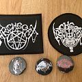 ARCHGOAT - Patch - Archgoat patches and badges