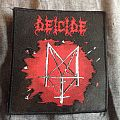 Deicide - Patch - Deicide legion