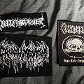 Witchmaster, Conqueror, Cruciamentum patches