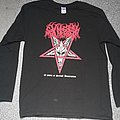 Sex Messiah - 10 Years of Sexual Desecration longsleeve TShirt or Longsleeve