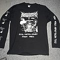 Absolute Zero - Evil Metal Crust From Hell. longsleeve TShirt or Longsleeve