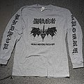 Paranoid - Heavy Mental Fuck-up longsleeve TShirt or Longsleeve