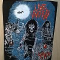 Slayer Live Undead Backpatch