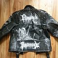 Battle Jacket - Veste Putride Pour Cancrelats