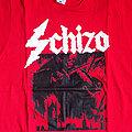 Schizo - TShirt or Longsleeve - Main Frame Collapse