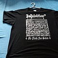 Inquisition - TShirt or Longsleeve - Inquisition My flesh for Satan