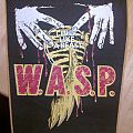 W.A.S.P. I fuck like a beast Patch