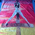 Cradle Of Filth Desire Flag Other Collectable