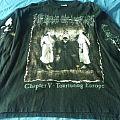 Cradle Of Filth Tour Longsleeve TShirt or Longsleeve