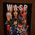 W.A.S.P BackPatch