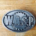 W.A.S.P.  Buckle Other Collectable