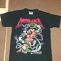 Metallica The Struggle Within TShirt or Longsleeve