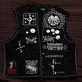 ARCHGOAT - Battle Jacket - Black Denim Vest