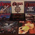 Saxon - Tape / Vinyl / CD / Recording etc - Saxon Records