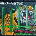 tygers of pan tang Patch