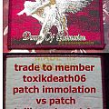 immolation Patch