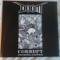 Doom - Corrupt Fucking System LP Tape / Vinyl / CD / Recording etc