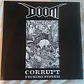 Doom - Corrupt Fucking System LP Tape / Vinyl / CD / Recording etc