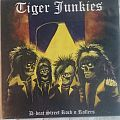 Tiger Junkies - D-Beat Street Rock n Rollers Tape / Vinyl / CD / Recording etc