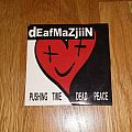 DEafMaZjiiN - Tape / Vinyl / CD / Recording etc - dEafMaZjiiN - Pushing Time Dead Peace