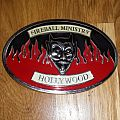 Fireball Ministry - Other Collectable - Fireball Ministry Belt Buckle