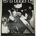 Strife - Other Collectable - Strife @ Blitz Concert Poster