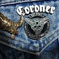 Coroner - Other Collectable - Metal pin Coroner