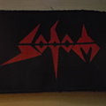 Sodom - Logo Patch