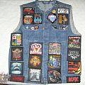 Megadeth - Battle Jacket - 2º Patch Vest : finished RIP