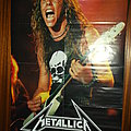 Metallica - Other Collectable - Metallica - James Hetfield - Kill' em All era Poster from Metal Hammer