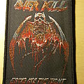 Overkill - Bring me the Night Patch
