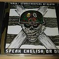 S.O.D. - Speak English or Die CD