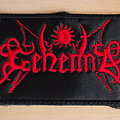 Gehenna - logo Patch