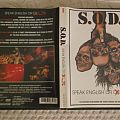 S.O.D. Speak English or Live DVD