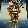 Iron Maiden - The evil that Men Do Poster from Metal Hammer