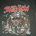 Skid Row Monbey Business/Slave to the Grind 1991 T-shirt