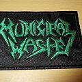 Municipal Waste - Logo Patch