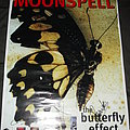Moonspell - Other Collectable - Moonspell - The Butterfly Effect signed Poster