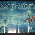 Iron Maiden - Seventh Son of a Seventh Son Poster from Metal Hammer