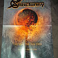 Sanctuary - Other Collectable - Sanctuary - The Year the Sun Died Promotional Poster