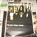 Machine Head - The more Things Change Promotional Poster