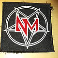 Nevermore - NM Pentagram Patch