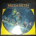 Megadeth - Rust in Peace Picture Disc Tape / Vinyl / CD / Recording etc
