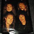 Metallica - Other Collectable - Metallica - Black album era group Photo